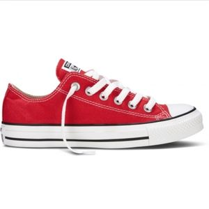 Converse Chuck Taylor All Star Red Size 10.5/12.5